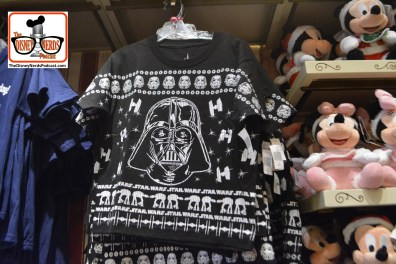 2015-12 - Magic Kingdom - Holiday Merchandise