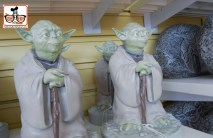 DNP April 2016 Photo Report: Epcot Flower and Garden Festival. Yoda Garden Statue
