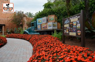 DNP April 2016 Photo Report: Epcot Flower and Garden Festival.. Florida Fresh