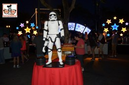 "DNP April 2016 Photo Report: Star Wars Symphony in the Stars Dessert Party. Make sure you like ""The Disney Nerds Podcast"" on facebook - watch the live stream from the dessert party with fireworks."