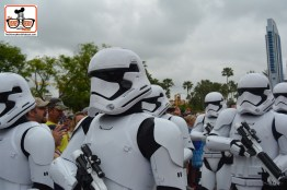 DNP April 2016 Photo Report: Troopers March from Launch Bay to the Center stage.