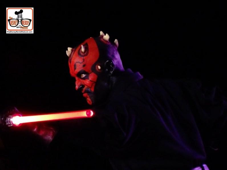 The Disney Nerds Podcast Show #181 - Galactic Nights - Photo Credit John Capos
