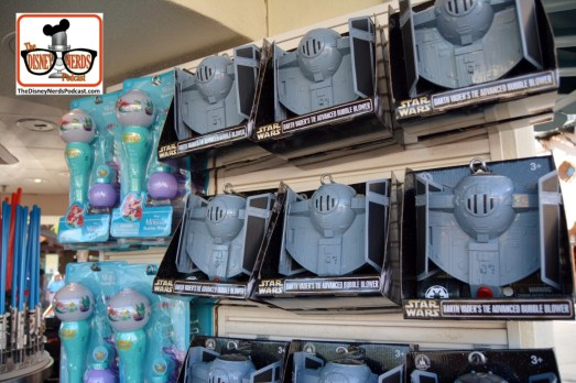 Hollywood Studios March 2017 - Vader Bubble Maker - Yes Please!