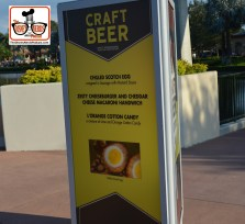 Craft Beers is still available - but be prepared for an Epcot 35 makeover