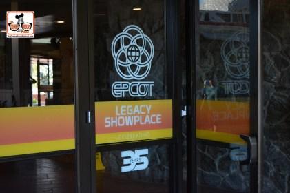 EpcEpcot Legacy Showplace - #Epcot35ot Legacy Showplace - #Epcot35