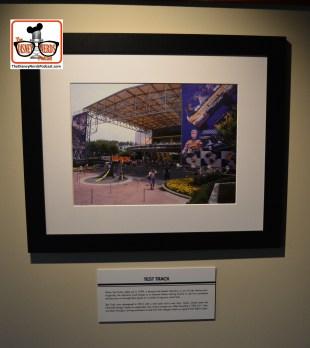 Epcot Legacy Showplace - Future World - Future - Test Track #Epcot35