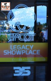 The Odyssey has been transformed into the Epcot Legacy Showplace - Don't worry - Craft Beers are still available..