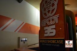 Epcot Legacy Showplace - Future World Showcase #Epcot35