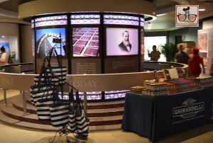 The Chocolate Experience: From Bean to Bar: Presented by Ghiradelli inside the Festival Center.