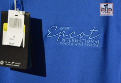 Epcot Food and Wine Festival Polo - Available at the Festival Center