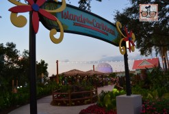 Epcot Food and Wine Festival - Islands of the Caribbean located in Showcase Plaza at the Epcot Food and Wine Festival 2017