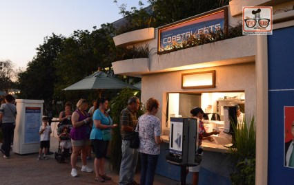 Coastal Eats - New for 2017 - is part of the Future World West Trail