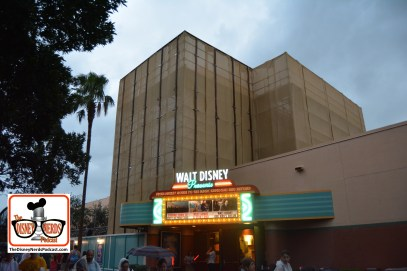 """A new Marquee for One Mans Dream - Now """"Walt Disney Presents"""""""