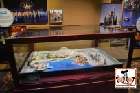 New Exhibits that are old Exhibits inside Walt Disney Presents