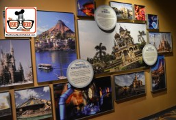 Exhibit of other Disney Parks around the World - Hey - is that the Remy ride that will be coming to Epcots France? Yes it is...
