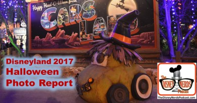 The Disney Nerds Podcast Halloween 2017 Disneyland Photo Reprot