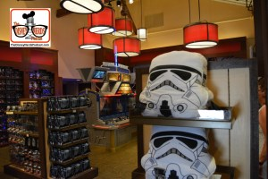 Inside Star Wars Trading Post
