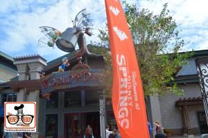 Halloween at Disney Springs in the World of Disney
