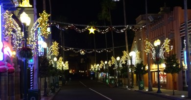Holidays at Hollywood Studios