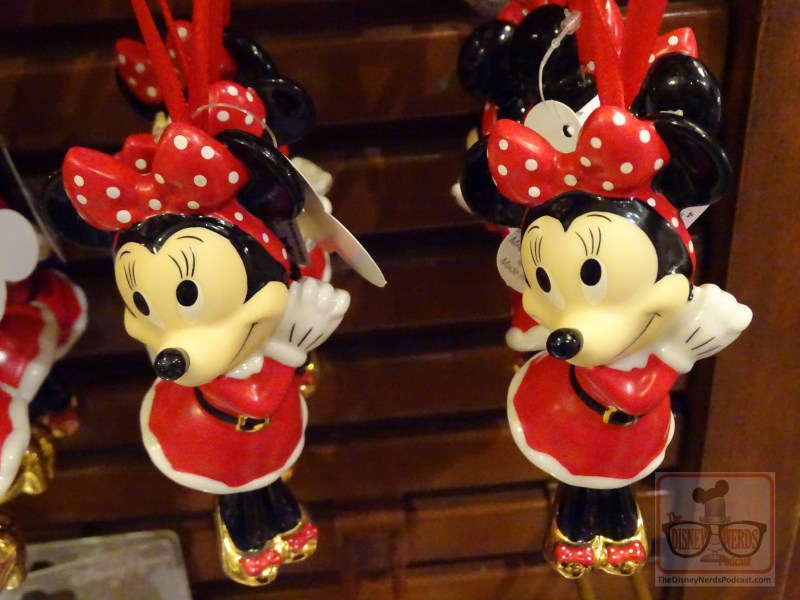New Holiday Merchandise available at Mickey's of Hollywood - Minnie Mouse