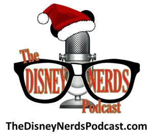 Merry Christmas From The Disney Nerds Podcast