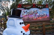 Seasons Greeting from Cars Land