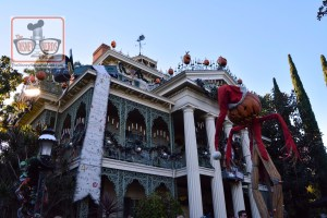 Haunted Mansion Holiday - Only at Disneyland Resort
