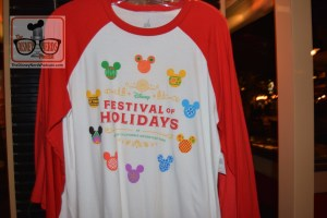 Disney Festival of Holidays at California Adventure