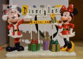Disneyland Christmas Ornament