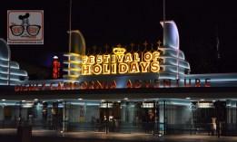 California Adventure Festival of Holidays