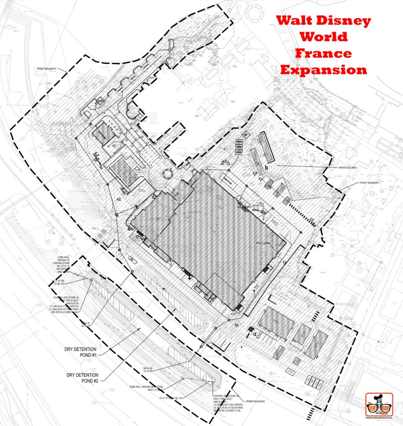 """The project plan as submitted by """"Ready Creek Improvement District"""" to """"South Florida Water Management"""""""