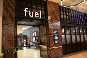 Fuel is the new Dolphin Lobby Grab and Go location