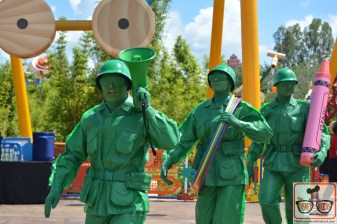 The Disney Nerds Podcast Toy Story Land Pre-Opening