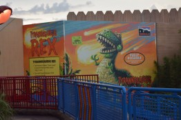 The Ferocious Rex package is near the load area of Slink Dog Dash... Price?