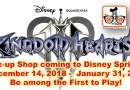 The Disney Nerds Podcast Kingdom Hearts Pop-up Store