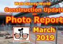 The Disney Nerds Podcast Walt Disney World 2019 Construction Photo Report and Update