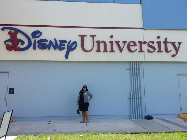 Disney College Program at Disney University