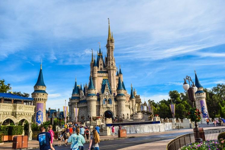 Disney Fastpass Magic Kingdom