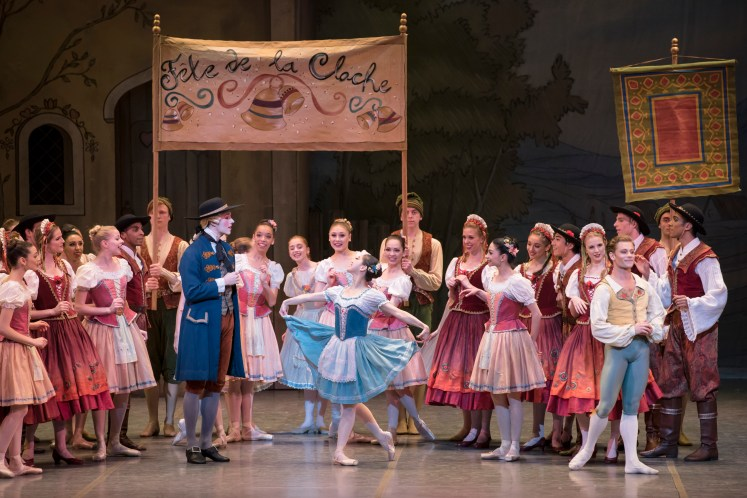 Boston Ballet Coppelia