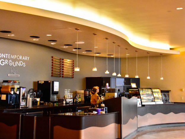 Contemporary Grounds Coffee, Walt Disney World