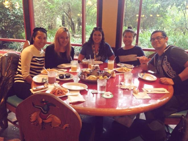 Whispering Canyon Cafe Disney College Program