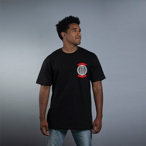 Madison Black T-Shirt