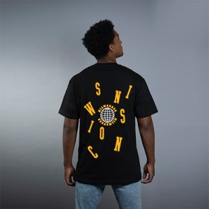 Milwaukee Black T-Shirt