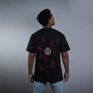 River Falls Black T-Shirt