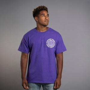 Stevens Point Purple T-Shirt