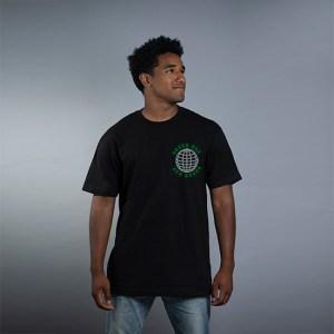 Green Bay Black T-Shirt