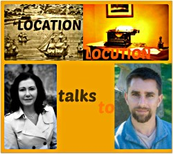 Location, Locution: JJ Marsh talks to Anthony St. Clair