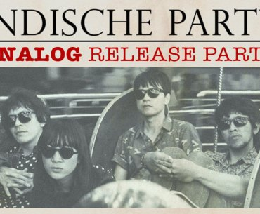 Indische Party to Hold An Album Launching Party for ANALOG