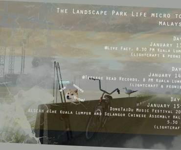 The Landscape Park Life Tour Malaysia