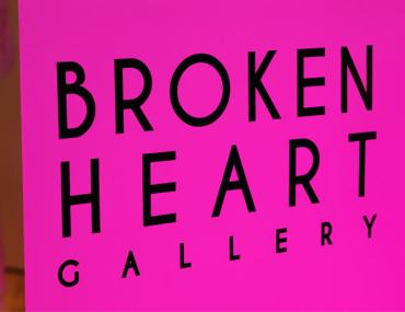 Broken Heart Gallery Exhibition at Plaza Indonesia